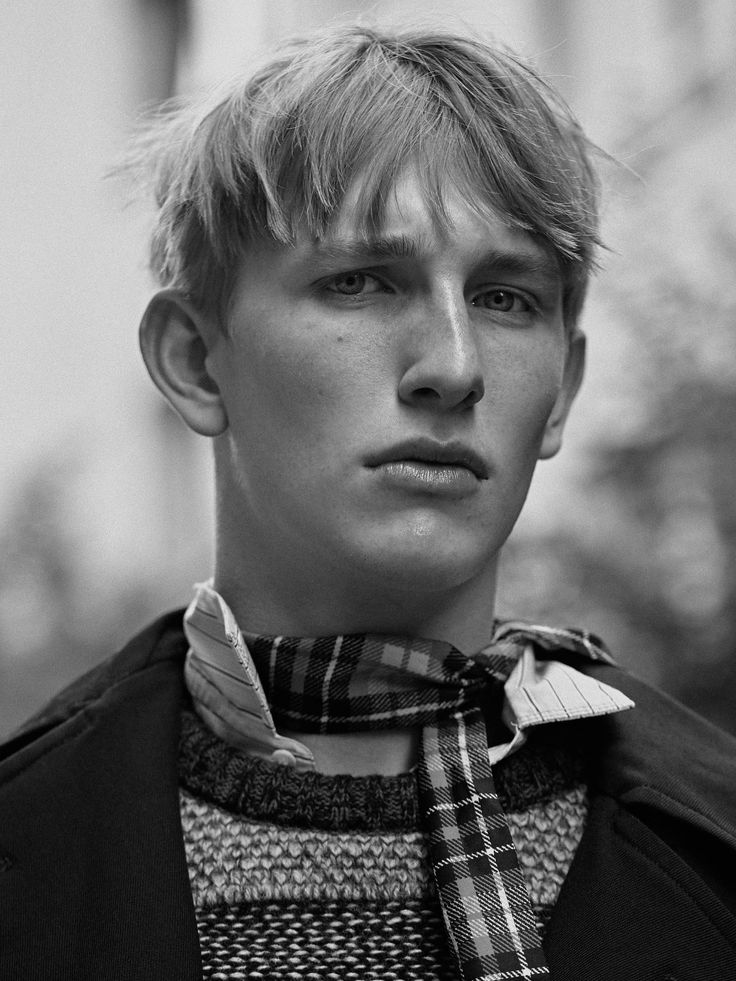 #ConnorRowson – Success Models is shot by Thomas Goldblum, styled by Ben Martinengo and groomed by Christos Vourlis CV