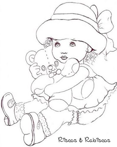 cute: For Handmade, Virtual Crafts, Crafts For, The Handmade, Paint, Craft Blackboard, Paint, Painting Ems, Digital Stamps Girls