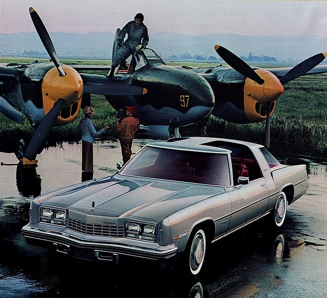 1977 Oldsmobile Toronado XSR by That Hartford Guy, via Flickr