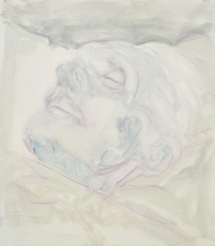 Marlene Dumas, Long Life, 2002, Zeno X Gallery
