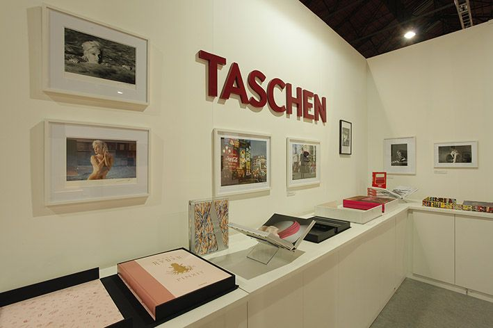 TASCHEN at ArtRio Visit us at Booth H2