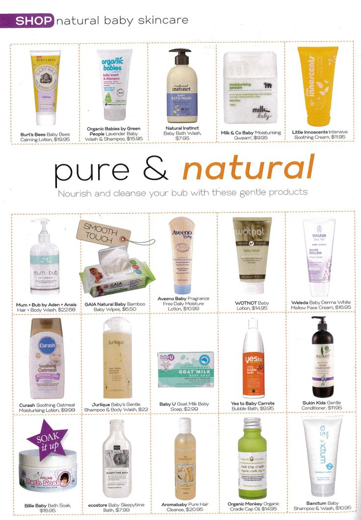 Practical Parenting June 2014 Pure and Natural - Sukin Kids Conditioner features in natural baby skincare.