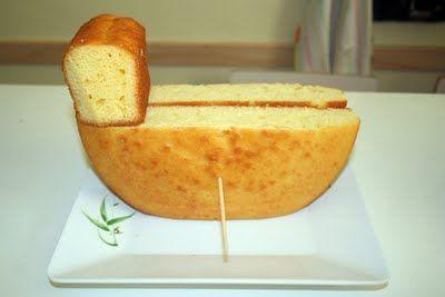 explications pour faire un gâteau en forme de bateau pirate
