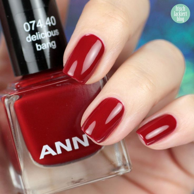 Annylicious Popcorn Party - Ladies Movie Night – Delicious Bang – swatch by frischlackiert