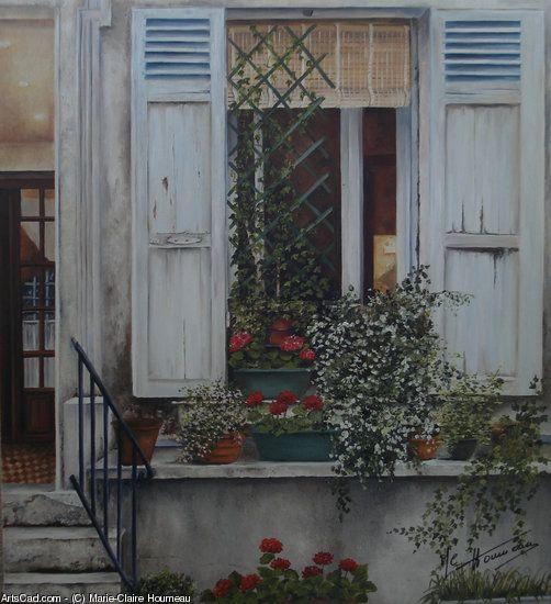 64 best art marie claire houmeau images on pinterest for Fenetre 75x60