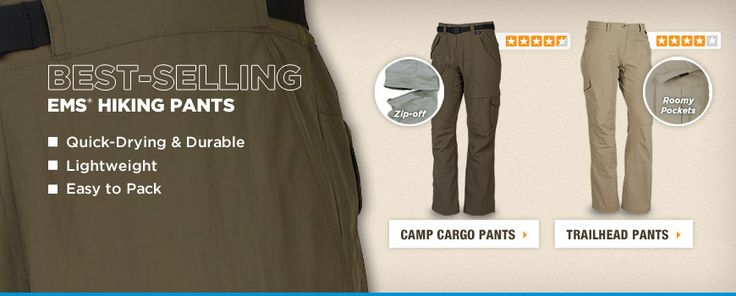 What makes hiking pants a best seller?