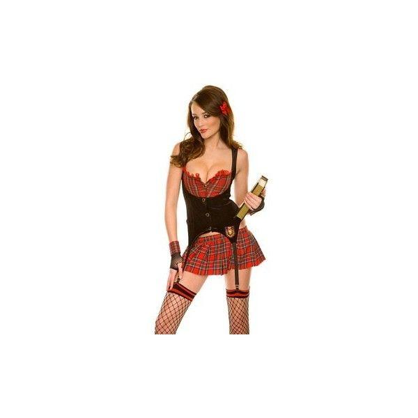 17 najboljših idej o kostumu seksi šolskih deklic na Pinterestu-2322