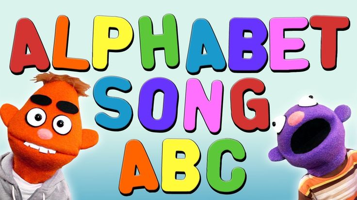 ALPHABET SONG - ABC SONG FOR KIDS ♫ - Pancake Manor