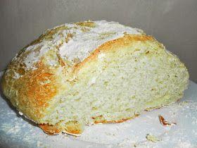 Pão de panela de barro II   500 gr de farinha de trigo  100 gr de fermento natural com iogurte  2 colheres de sopa de óleo 2 colher...