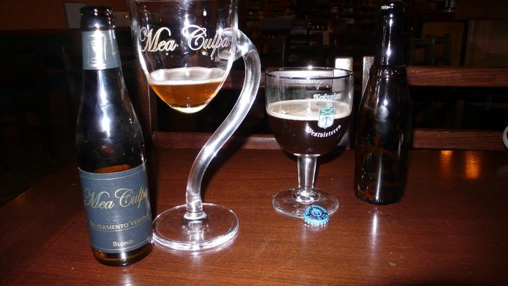 Mea culpa, my favorite beer in Belgium