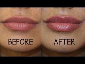 DIY lip plumper - Peak Lips