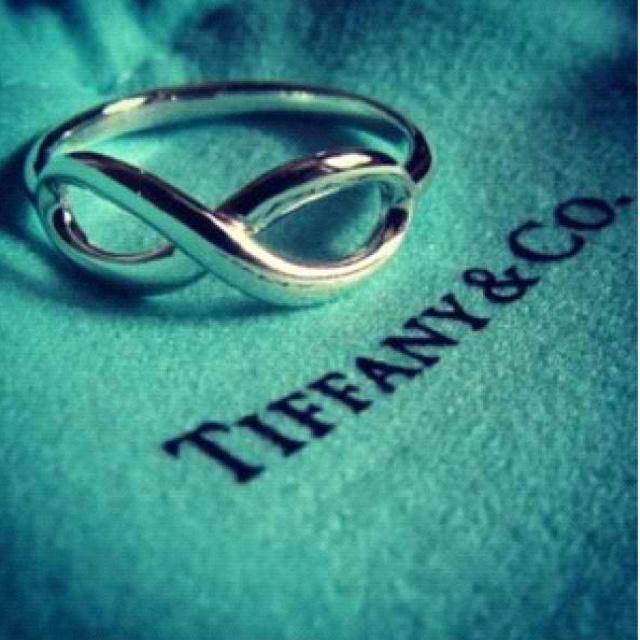 Tiffany infinity ring Fashion Pinterest