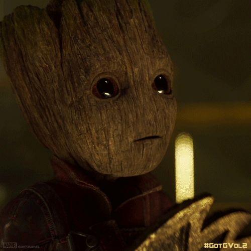 I wanna Groot soooo much!!!