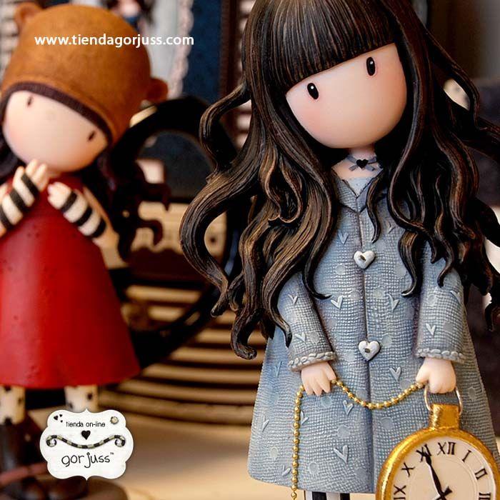 No nos extraña que os gusten tanto las #figuritas #Gorjuss... ¡son preciosas! ¡Corre que se agotan! https://www.tiendagorjuss.com/