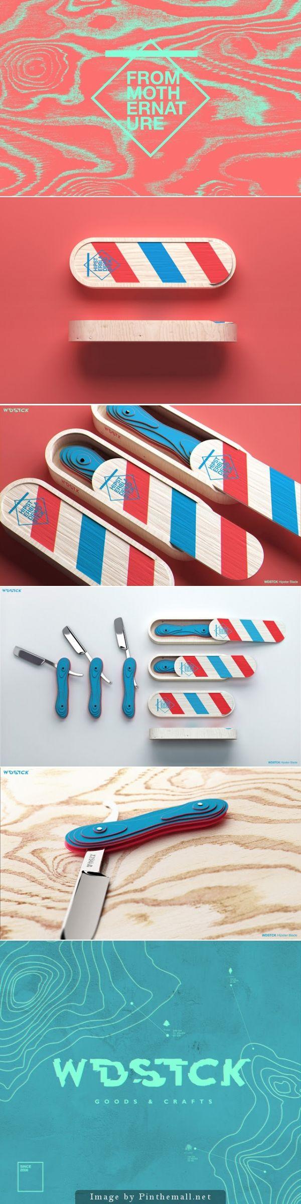 WDSTCK - #packaging #package #design