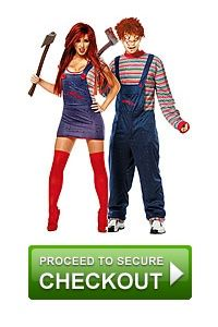 Scary Couples Halloween Costumes