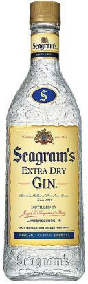 Seagram's Gin - The top-selling gin in the US: http://www.ginjourney.co.uk/gin-reviews/seagrams-extra-dry-gin/