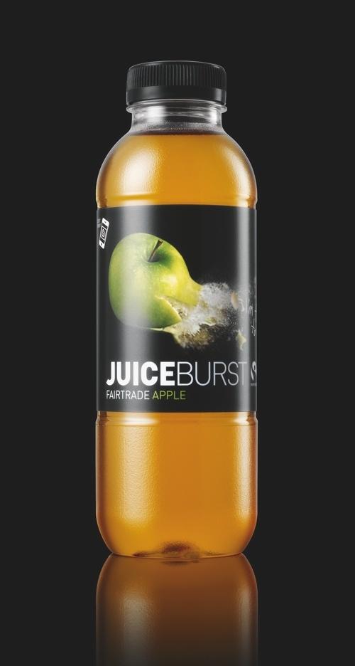 JuiceBurst Fairtrade Apple