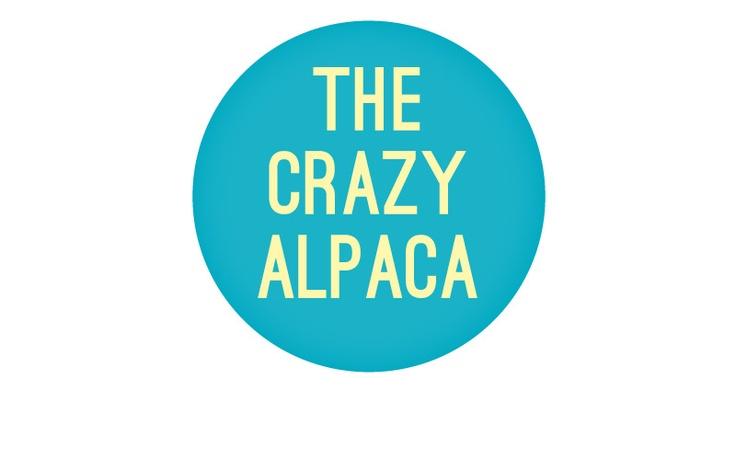 The Crazy Alpaca -logo