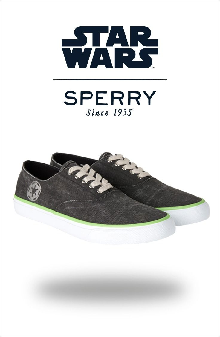 Introducing new Star Wars x Sperry Collection