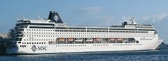 MSC Cruises South Africa : Cruises to South Africa, Mediterranean, Caribbean