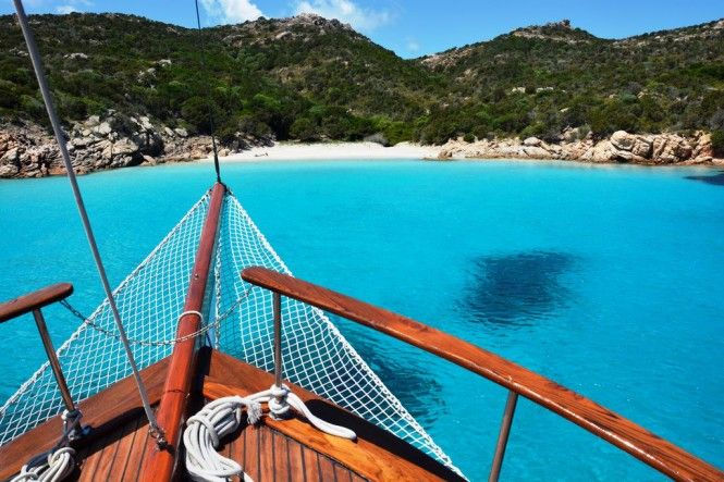 Sardinia Yacht charter Gulets and Catamarans in Sardinia and Corsica Yacht Boutique Srl specialist of Boat holidays
