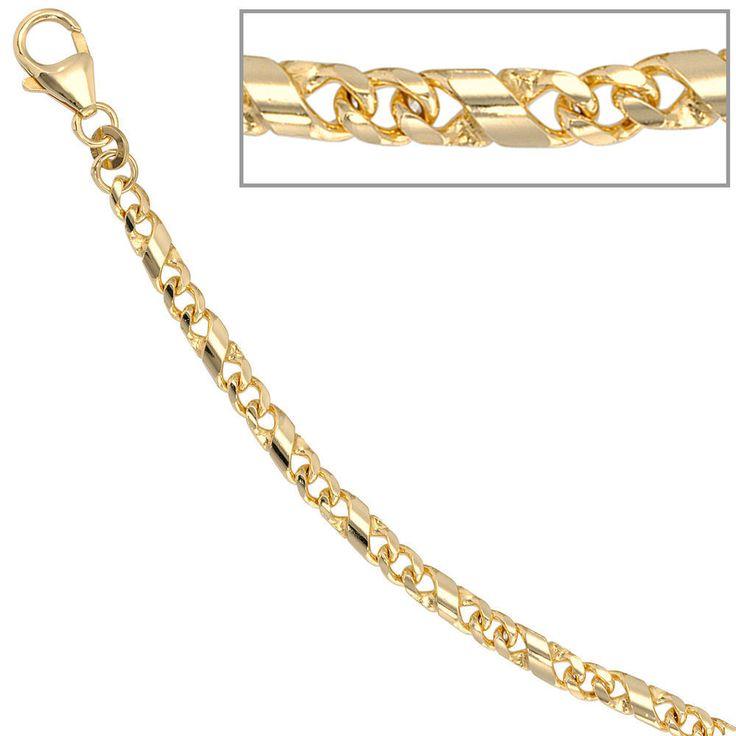 Armband 333 Gold Gelbgold massiv 19 cm Karabiner | Schmuck günstig online kaufen http://www.ebay.de/itm/Armband-333-Gold-Gelbgold-massiv-19-cm-Karabiner-Schmuck-guenstig-online-kaufen-/162520257779?ssPageName=STRK:MESE:IT