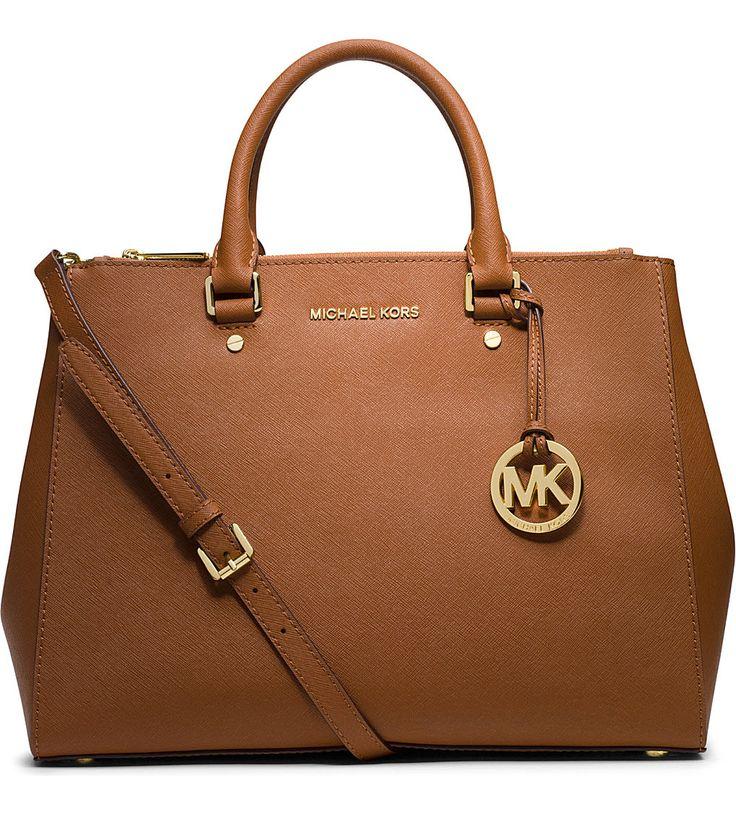 MICHAEL MICHAEL KORS - Saffiano leather tote | Selfridges.com