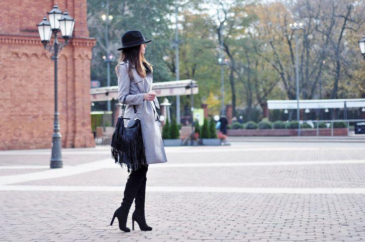 www.StyloweButy.pl #overknee #boots #heels