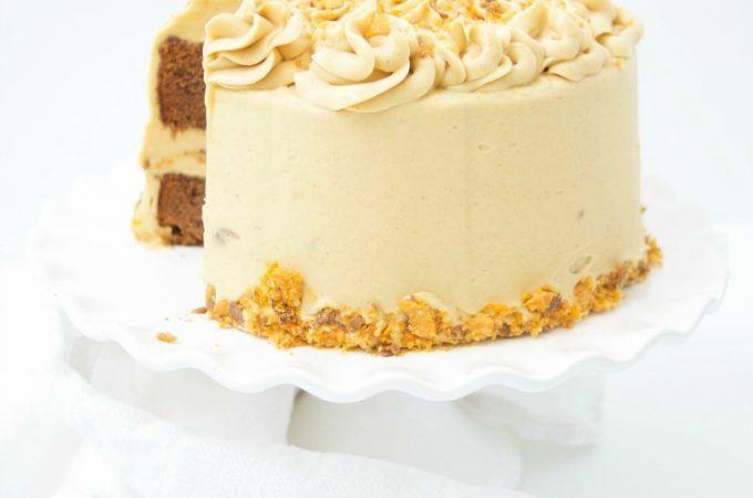 Yellow Butter Cake Recipe Joy Of Baking: 25+ Best Ideas About Butterfinger Cake On Pinterest
