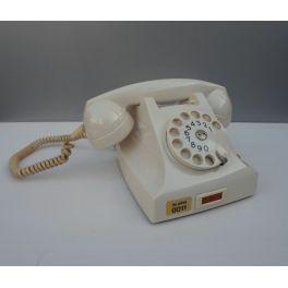 witte telefoon jaren 70