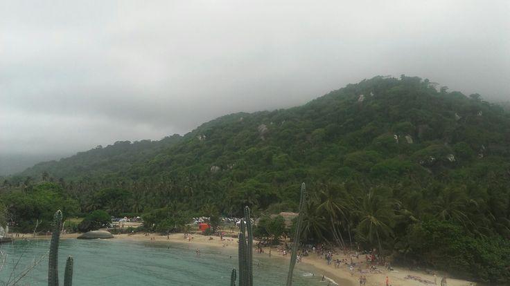 Cabo San Juan, Parque Tayrona.