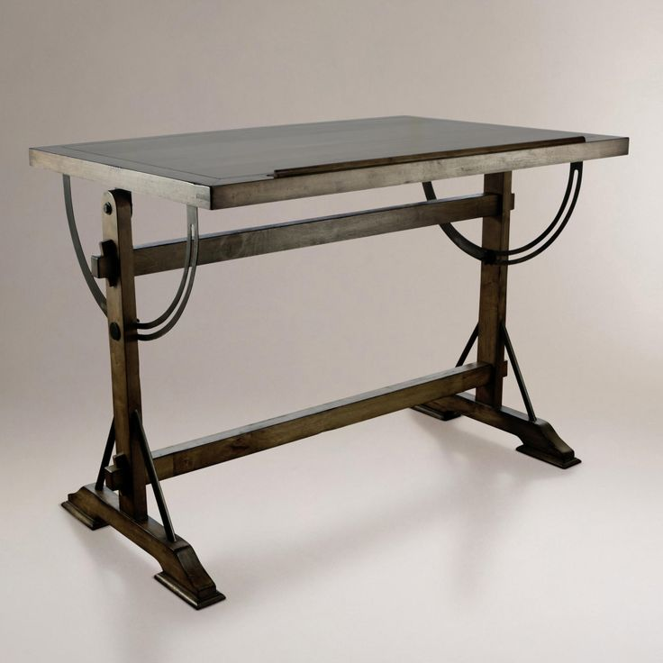 World Market Drafting Table On