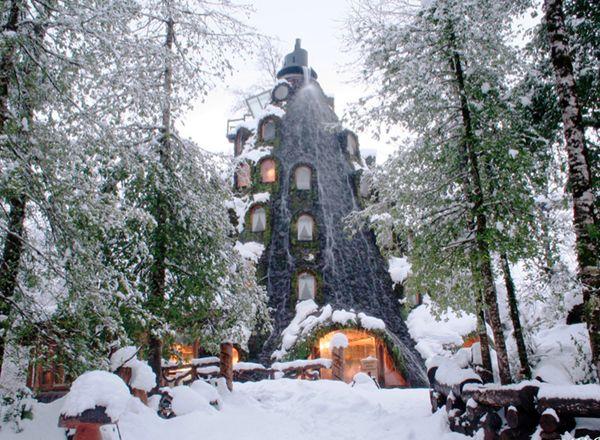 huilo huilo - Hotel Montaña Magica