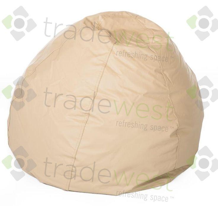 ENERGi - VINYL Bean Bag Chair - Large