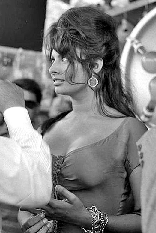 Sophia Loren in Boccaccio '70, 1962