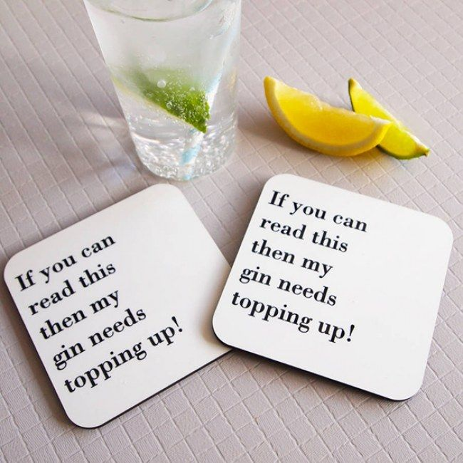 Gin gifts. For more ideas, click the picture or visit www.sofeminine.co.uk