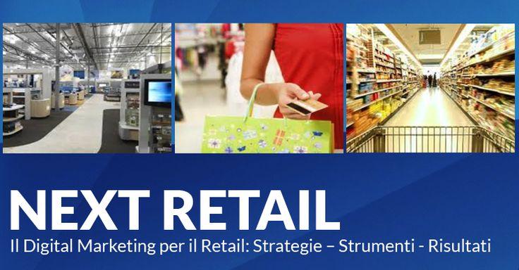 Retail Marketing 3.0 Come sviluppare e mantenere nuove relazioni con i clienti? Come raggiungere e ingaggiare i consumatori che grazie a smartphone e tablet sono sempre e ovunque online e socialmente connessi? http://www.tecla.it/it/newsroom/news-eventi-highlights/highlights/retail_marketing/retail_marketing