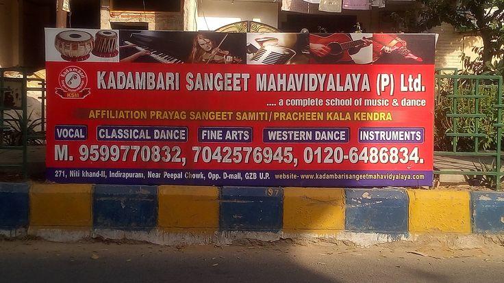 Dance classes by Kadambari Sangeet Mahavidyalaya, Indirapuram.