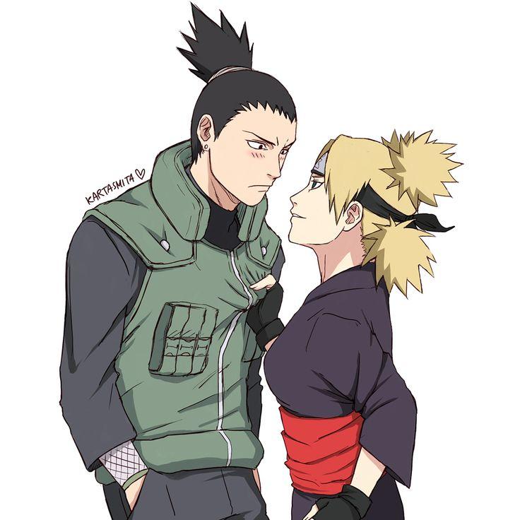 54 best Shikamaru and Temari images on Pinterest | Naruto ...