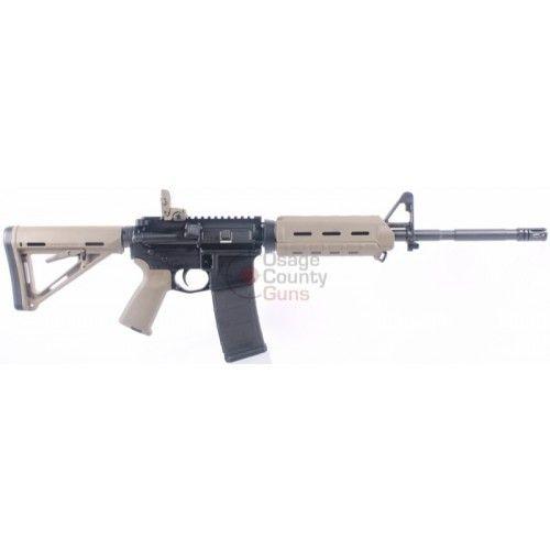 "Bushmaster M4 FDE MOE 16"" 5.56mm NATO - Firearms"