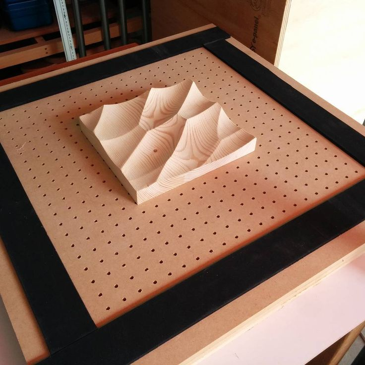 vacuum forming for casting by 24d-studio