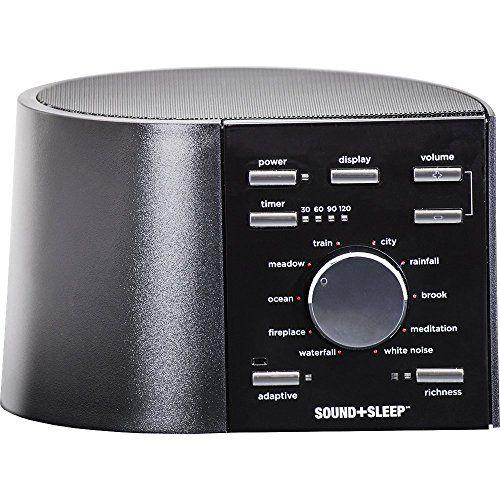 Adaptive Sound Technologies - Sound+Sleep, Sleep Therapy System, Black - http://freebiefresh.com/adaptive-sound-technologies-soundsleep-sleep-review/