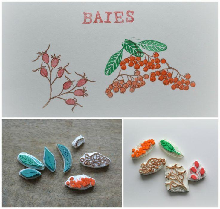 La Fabutineuse: Impressions botaniques #5
