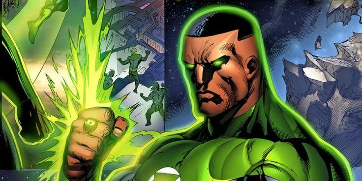 Green Lantern Corps - Actor Lance Gross is gunning to play Green Lantern John Stewart and vying against Tyrese Gibson | Blastr