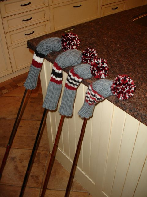 70 best Golf Club Covers images on Pinterest | Knitting, Golf ...