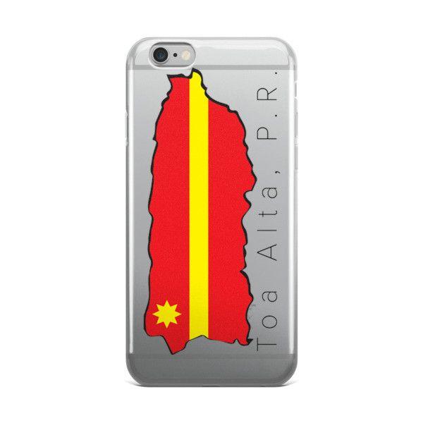 Toa Alta iPhone case