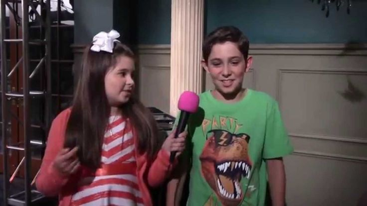 Addison Riecke & Diego Velazquez Fill Us In on The Haunted Thundermans C...
