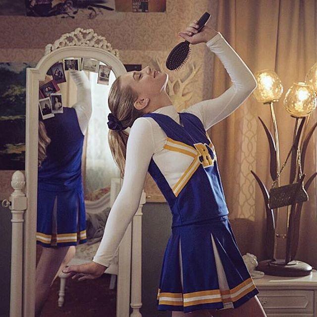 Meet Betty Cooper. Thursday, January 26th at 9pm.
