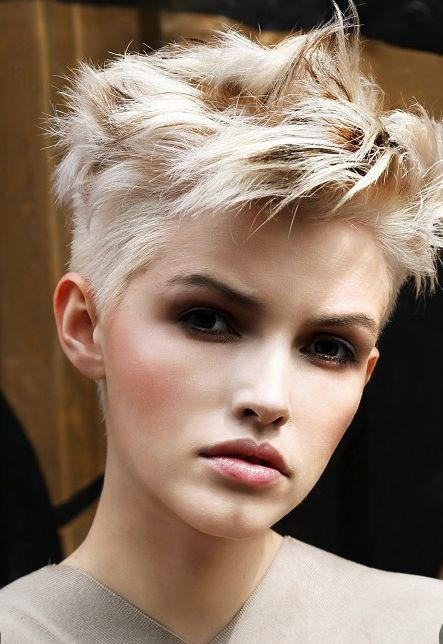 2494 best cool short hair images on pinterest shorter hair pixie short hair haircut blonde winobraniefo Gallery